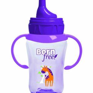 Afbeelding van BornFree - Drinking Cup 290 ml - Paars