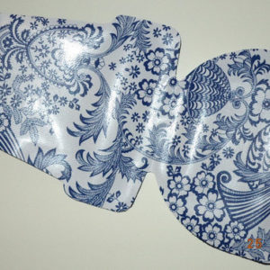 Afbeelding van Atelier Du Baj - Inlay voor Bobike Mini - Barok Blauw