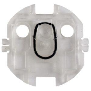 Afbeelding van Alecto - Stopcontactbeveiligers 6 st.- Wit