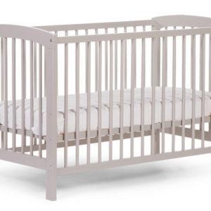 Afbeelding van Childhome - Bed Ref 8 Beuk/Mdf - Stone Grey - 60x120