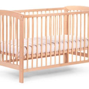 Afbeelding van Childhome - Bed Ref 8 Beuk - Naturel - 60x120 cm