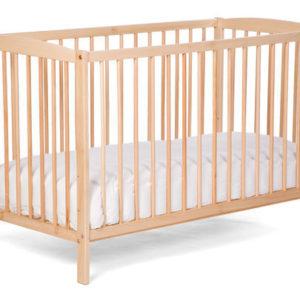 Afbeelding van Childhome - Bed Ref 10 Beuk - Naturel - 60x120