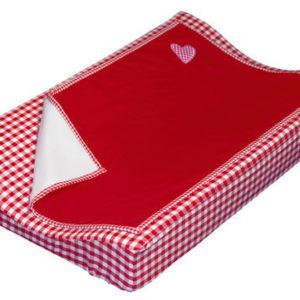 Afbeelding van Taftan - Aankleedkussenhoes Set 72x44 cm - Rood