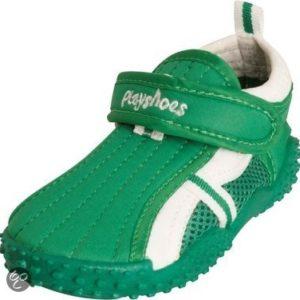 Afbeelding van Play Shoes - Zwemveiligheid Waterschoenen - Groen - 28/29