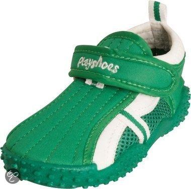 Afbeelding van Play Shoes - Zwemveiligheid Waterschoenen - Groen - 24/25
