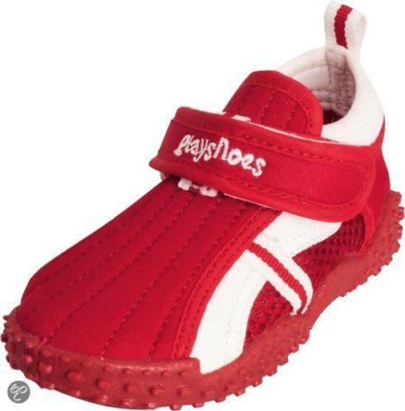 Afbeelding van Play Shoes - Zwemveiligheid Waterschoenen - Rood - 26/27