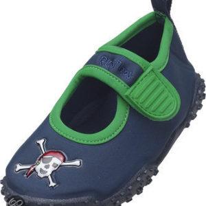 Afbeelding van Play Shoes - Zwemveiligheid Waterschoenen Piraat - Blauw - 26/27