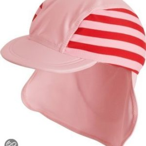 Afbeelding van Play Shoes - Zwemveiligheid Badmutsje Vlinder - Roze - 55cm