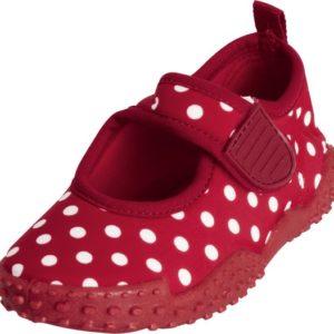 Afbeelding van Play Shoes - Zwemveiligheid Waterschoenen Dots - Rood - 22/23