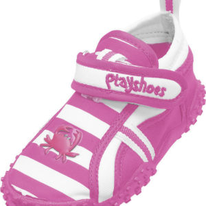 Afbeelding van Play Shoes - Zwemveiligheid Waterschoenen Krab - Roze - 18/19