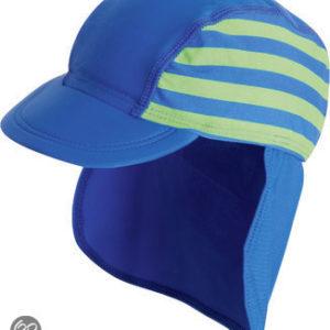 Afbeelding van Play Shoes - Zwemveiligheid Badmutsje Surfer - Blauw - 53cm
