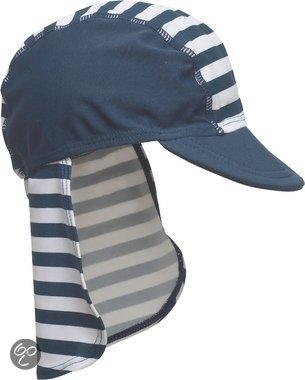 Afbeelding van Play Shoes - Zwemveiligheid Badmutsje Matroos - Blauw - 49cm
