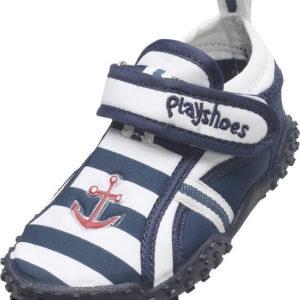 Afbeelding van Play Shoes - Zwemveiligheid Waterschoenen Matroos - Blauw - 22/23