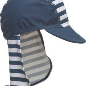 Afbeelding van Play Shoes - Zwemveiligheid Badmutsje Matroos - Blauw - 53cm