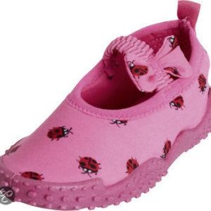 Afbeelding van Play Shoes - Zwemveiligheid Waterschoenen Lieveheersbeestje - Roze - 24/25