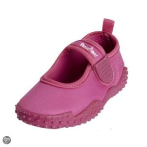 Afbeelding van playshoes Zwemveiligheid waterschoen roze | Maat 22/23
