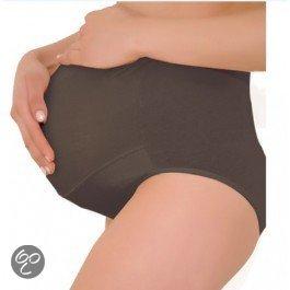 Afbeelding van Babyjem  Zwangerschap Slip Naadloos Zwart Baby Jem-S