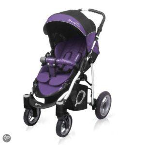 Afbeelding van Babyactive Sport Q 14 - Sportieve buggy - Paars