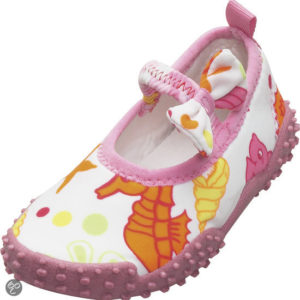 Afbeelding van Playshoes UV stranschoentjes voor kinderen - Mermaid 18-19