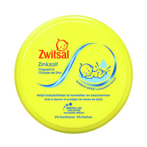 Afbeelding van Zwitsal   - 150 ml - zinkzalf