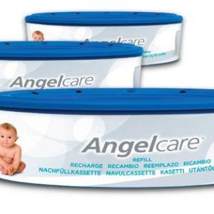 Afbeelding van Angelcare navulcassettes 3-pack