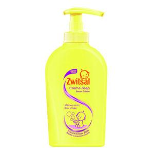 Afbeelding van Zwitsal   - 300 ml - crèmezeep