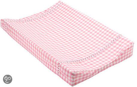 Afbeelding van Coming Kids Bedtime - Aankleedkussenhoes - Roze