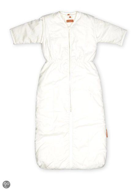Afbeelding van Little Company - Combi Sleeper Babyslaapzak 110 cm - Ecru