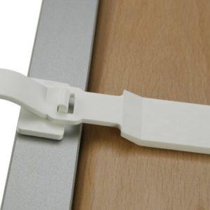 Afbeelding van Jippie's - Keukenbeveiliging - Wit