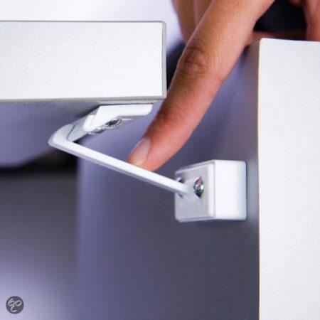 Afbeelding van Jippie's - Veiligheidshaakjes - Wit