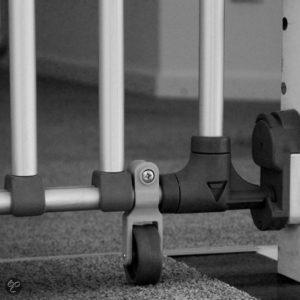Afbeelding van Jippie's - Steunwiel Voor Aluminium Traphek Groot
