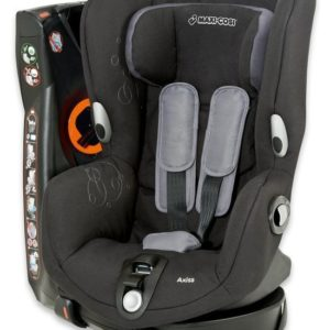Afbeelding van Maxi-Cosi Axiss - Autostoel - Total Black