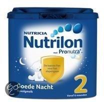 Afbeelding van Nutrilon Goede Nacht 2 - Opvolgvoeding - 480 gram
