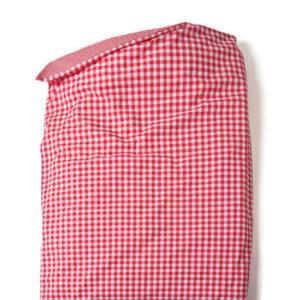Afbeelding van Cottonbaby - Dekbedovertrek 100x135 cm - Rood