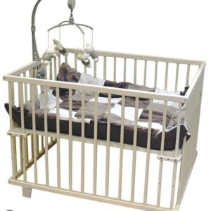 Afbeelding van Bebies First - Baby Box - Wit