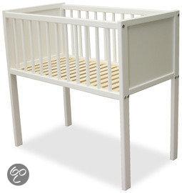 Afbeelding van Baby wieg - kleur white wash