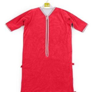 Afbeelding van Childhome - Babyslaapzak Lange Mouw 85 cm - Rood