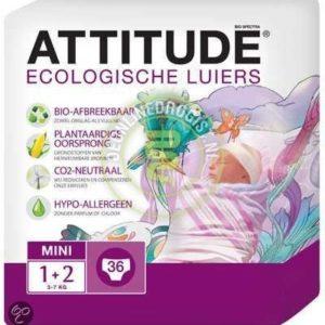 Afbeelding van Attitude Luiers 1-2