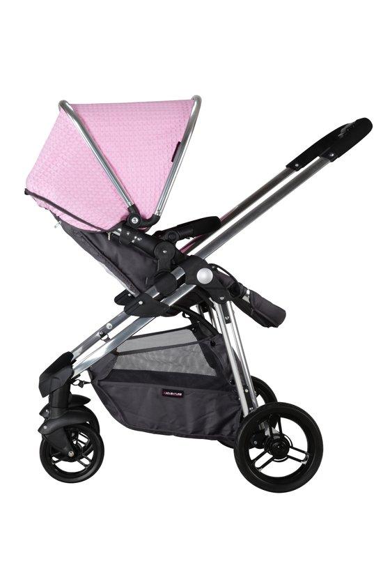 x-adventure xline - combi kinderwagen - roze - zwanger en ouder shop