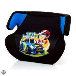 Afbeelding van 4Baby Booster - Autostoel - Blue