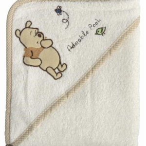 Afbeelding van bébé-jou - Badcape Adorable Pooh