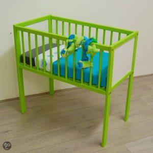 Afbeelding van Baby Wieg Colorful Lime