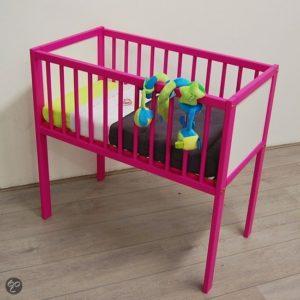 Afbeelding van Baby Wieg Colorful Pink