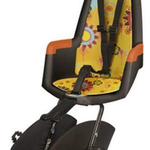 Afbeelding van Bobike - Maxi Classic Fietsstoeltje met Kussenset - Gele Bloemen