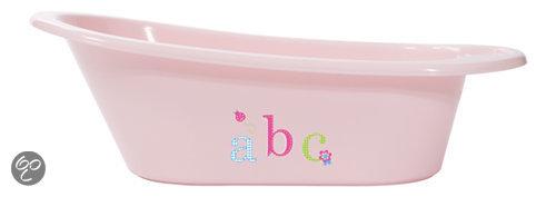 Afbeelding van bébé-jou - Bad ABC - Lichtroze