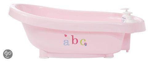 Afbeelding van bébé-jou - Thermobad ABC - Lichtroze