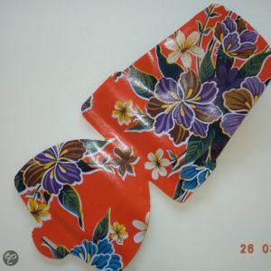 Afbeelding van Atelier Du Baj - Inlay voor Bobike Maxi+ - Fortin Oranje