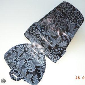 Afbeelding van Atelier Du Baj - Inlay voor Bobike Maxi+ - Barok Zwart