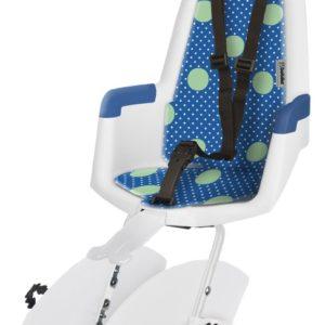 Afbeelding van Bobike - Maxi Classic Fietsstoeltje met Kussenset - Limited Jubilee Edition Blauw