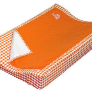 Afbeelding van Taftan - Aankleedkussenhoes Set 72x44 cm - Oranje